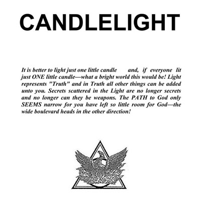 Phoenix Journal #72 - CANDLELIGHT